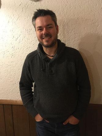 Unser neuer Vertreter im Stadtrat von Freudenberg Marc Krügl