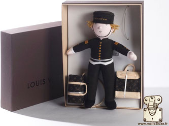 Peluche Groom Louis Vuitton
