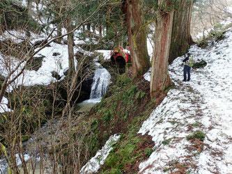 新潟県 残雪の二王子岳
