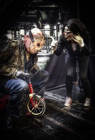 Jigsaw vs Jason