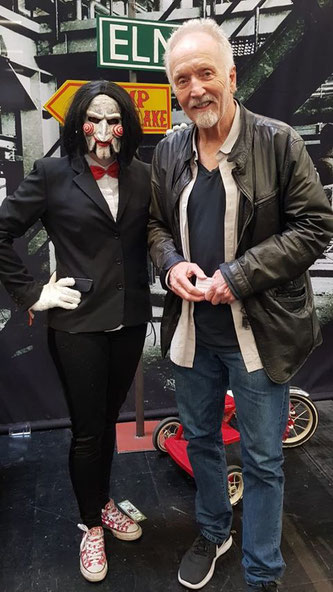 Tobin Bell and Dutch Fredette