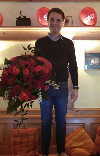 Matteo Dolce bleibt Vorsitzender