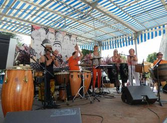 """Percussion-Band """"Los Cajones"""" - Foto: Los Cajones"""
