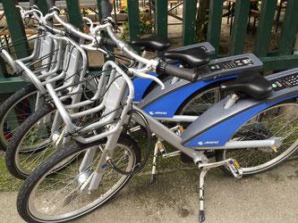 Die neuen MVG-Fahrräder. Vielleicht auch bald in Taufkirchen Realität. - Foto: SPD