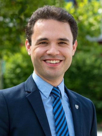 Matteo Dolce, Bürgermeisterkandidat in Taufkirchen