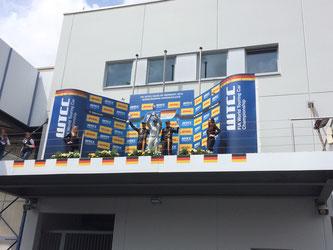Kris Richard gewinnt das ETCC Rennen auf der Nordschleife