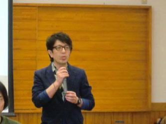 坂口 拓也 先生