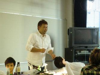 田中 勝喜 先生