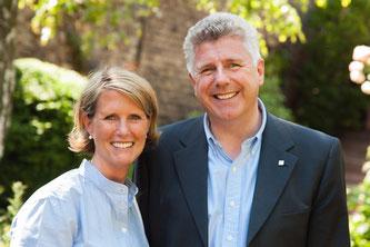 Anja Wegler-Driesberg und Tom Driesberg