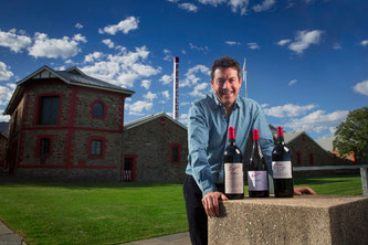Chief-Winemaker Peter Gago © Penfolds