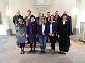 Kirchenvorstand der Kirchengemeinde Volkmarsen
