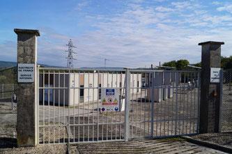 Les communes de La Chapelle-Monthodon et Saint-Agnan sont alimentées par le poste EDF de Dormans (51).