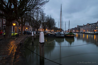 It's a rainy day - Dordrecht