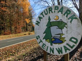 Logo Naturpark Steinwald