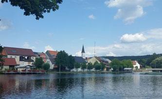 Hahnenweiher in Schönsee