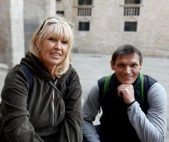 Сергей, Татьяна, Барселона-Экскурс - гиды и экскурсии в Барселоне