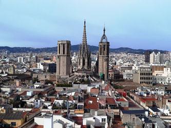 Исторический центр Барселоны - пешеходные экскурсии