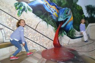 Музей иллюзий в Барселоне