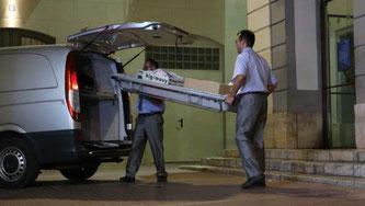 Останки Сальвадора Дали возвращены в Театр-музей в Фигерасе