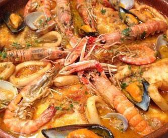 Рыбные блюда Каталонии: сарсуэла
