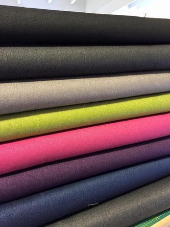 Rom Taschenstoff Farbenmix Polsterstoff