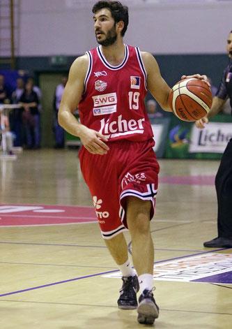 Bringt bereits Erfahrung aus der 2. Basketball-Bundesliga ProB mit: Neuzugang Nil Angelats.