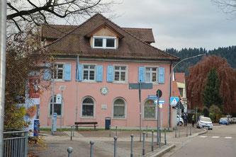 """Alte Schule"", copyright: Berthold Krieger"