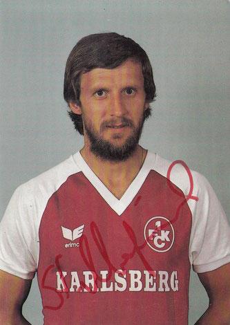 Saison 1985/86 (Foto: Archiv Thomas Butz)