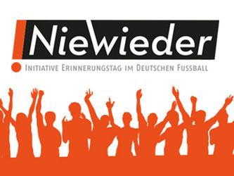Foto: Logo der Initiative !Nie wieder