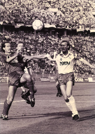 Pokalfinale 1990 (Foto: Archiv 1. FCK)