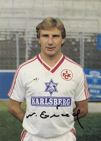 Saison 1984/85 (Foto: Archiv Thomas Butz)