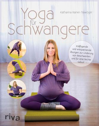 Buch Yoga für Schwangere