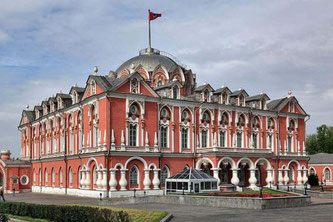 Moscow-Petrovsky Palace