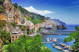 Amalfi-Costiera