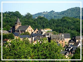 gîte dans St Cyprien Aveyron