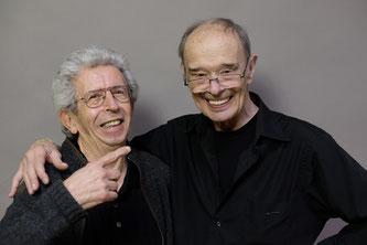 Bob Fitch und Pierre Greiner