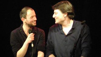 Nico* et Laurent Berger