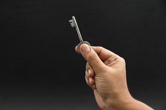 Schlüssel Wohnungsabnahme