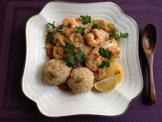 お昼の調理時間は0分!珍しい材料不要な自家製マッサマンカレー。テレワークランチにおすすめ。