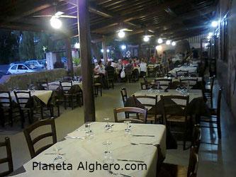 Ristoranti Alghero, Ristorante pizzeria Sa Sevada