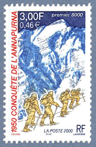 Première ascension de l'Annapurna (Everest)