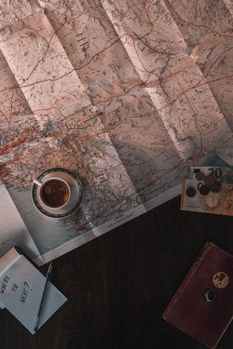 Carte vers votre rêve