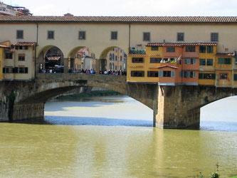 Мост во Флоренции фото