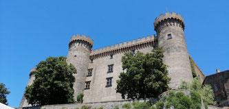 Замок Одескальки Рим фото