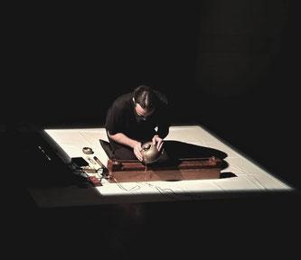 Massimiliano Cerioni Playing at Goethe Institut Rom
