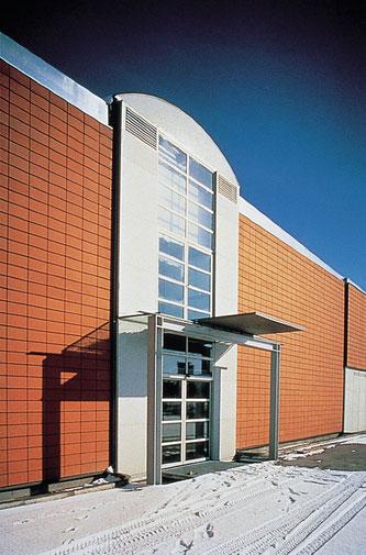 Fassaden schützen, dämmen und bieten fast unbegrenzte Gestaltungsmöglichkeiten für Architekten und Planer