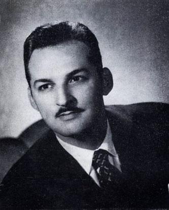 Julio Gutiérrez, década del 40.
