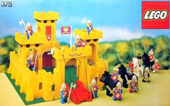 Ist diese Burg die Rettung?