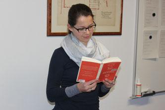 Die Jugendgerichtshilfe begleitete das Leseprojekt