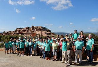 Le Pied Champêtre à Roussillon